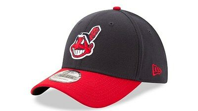 Cleveland Indians New Era MLB 39THIRTY Team Classic Stretch Fit Flex Cap Hat