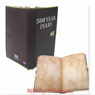 Doctor Who 500 Year Diary Sealed