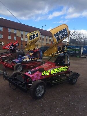 Brisca F2 Stock Car offers welcome may split