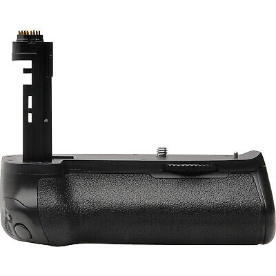 Vivitar Deluxe Power Battery Grip for Canon EOS 7D Mark II, LP-E6/LP-E6N Compati