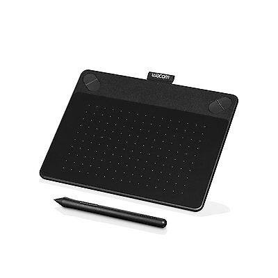Wacom Intuos Art Pen and Touch Tablet - Small Black