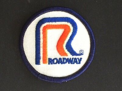 Shoulder Patch Roadway
