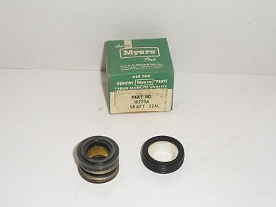 Myers 16275A Submersible Pump Shaft Seal Kit NOS