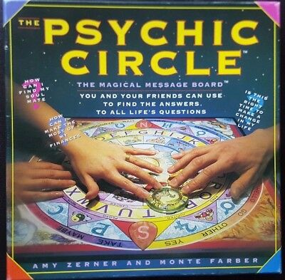 Psychic Circle - The Magical Message Board
