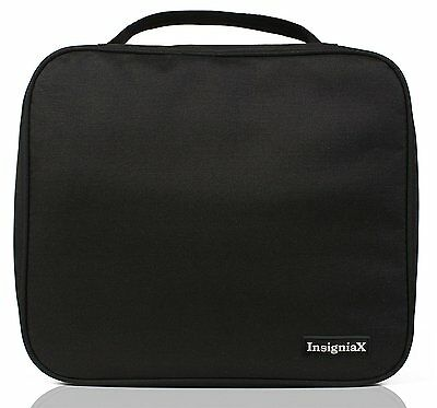 Unisex Toiletry Bag: InsigniaX Travel Cosmetic Organizer For Men, Women, Boys, G