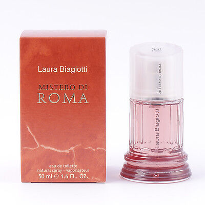 Laura Biagiotti Mistero di Roma 50 ml Eau de Toilette Spray