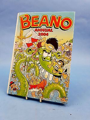 Beano Annual 2004 Dennis the Menace Vintage Hardback Book ~ Excellent Condition