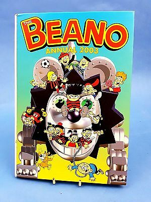 Beano Annual 2003 Dennis the Menace Vintage Hardback Book Excellent ++ Condition