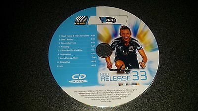 Les Mills RPM 33 CD ONLY (100% Genuine)