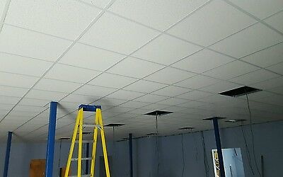 Suspended Ceilings Installed Nationwide From Only £9.00 Per m2