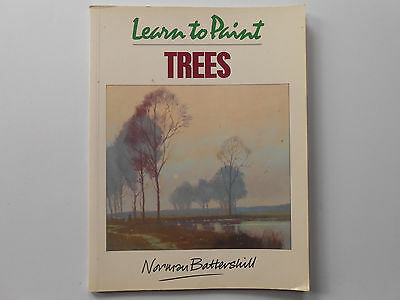 ## Learn To Paint Trees - Norman Battershill - Painting