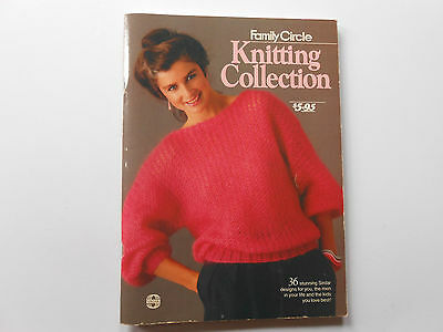 ## Family Circle - Knitting Colection - 36 Exciting Designs - Sirdar