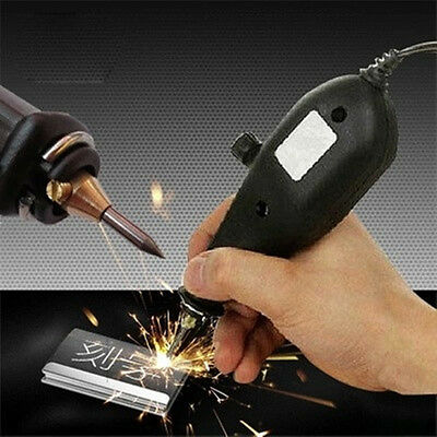 AC 220V Electric Engraver Engraving Pen Carbide For Metal Wood Glass Ceramics