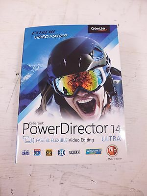 CyberLink PowerDirector Ultra Version 14