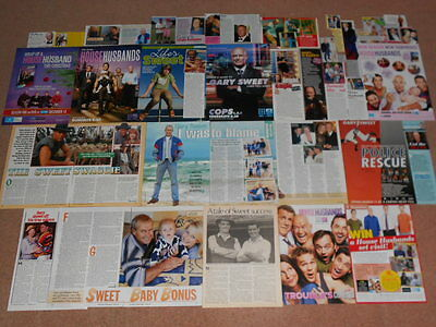 35+ GARY SWEET Magazine Clippings