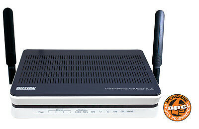 Billion BiPAC 7800VDPX Modem Router, NBN Ready, mint condition, 2 months old