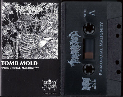 Tomb Mold - Primordial Malignity (Can), Tape