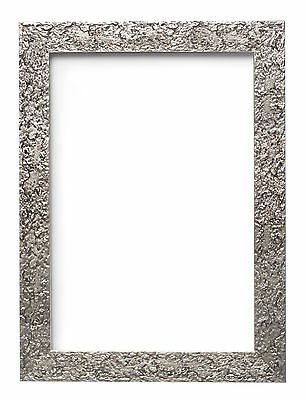RJR JOHN Rocha Silver Willow Design Photo Frame 4 x 6\