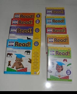 Brand New Your Baby Can Read Deluxe Set. Early Learning Program  RRP £120