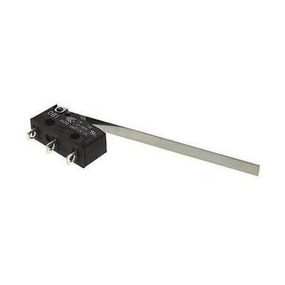25 x ZF Long Hinge Lever Microswitch SPDT-NO/NC, 6A @ 250V ac