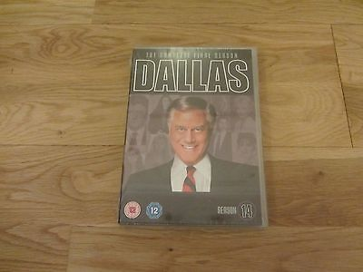 Dallas Series 14 Complete Final Season Dvd Brand New And Sealed Uk Pal Region 2