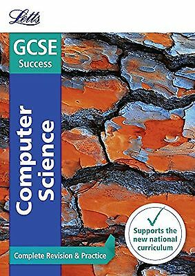 GCSE Computer Science Complete Revision & Practice Letts GCSE 9-1 Study Book New