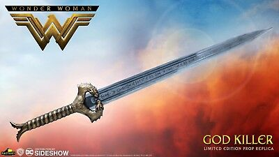Wonder Woman's GODKILLER sword LTD -17% [€ 311] Factory E [Acconto PRENOTAZIONE]