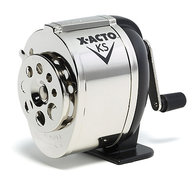 X-Acto Model KS Table- or Wall-Mount Pencil Sharpener (1031T)