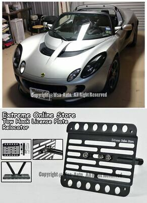 Sports Red Folding Ring Front Bumper Tow Hook for Lotus S2 S3 Elise Exige 04-11