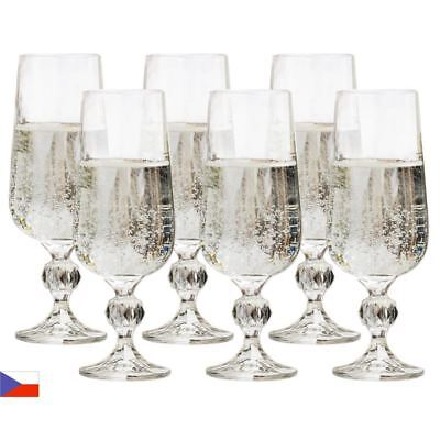 Bohemia by Circle Glass - Opera Crystalline Wine Goblet 300ml Set of 6 (Made in