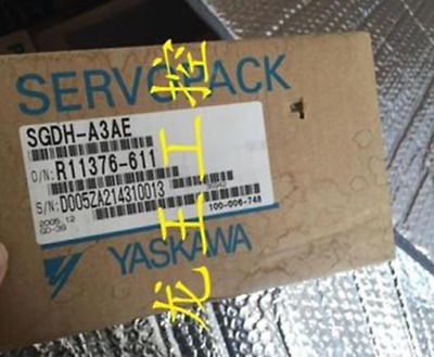1PC New Yaskawa servo driver SGDH-A3AE #WM06