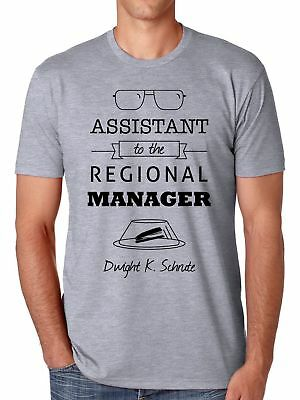 a33ec0f4 Assistant To The Regional Manager Dwight Schrute The Office Mens Shirt