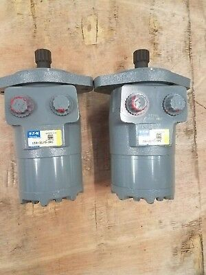 **NEW** - Char Lynn Eaton Hydraulic Motor -158-3579-001 - Package comes with TWO
