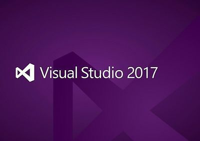 Visual Studio 2017 Enterprise- Windows 32&64 Bit, Lifetime License