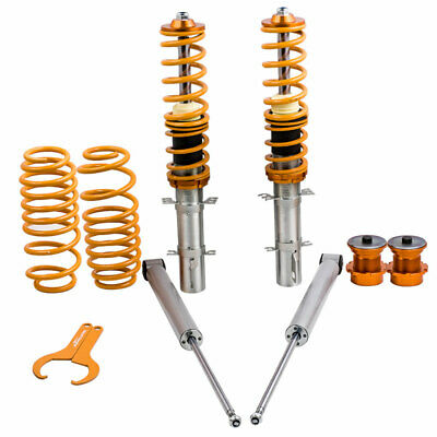 COILOVER For Audi TT Mk1 8N 1998–2006 ADJUSTABLE SUSPENSION COILOVERS Kit