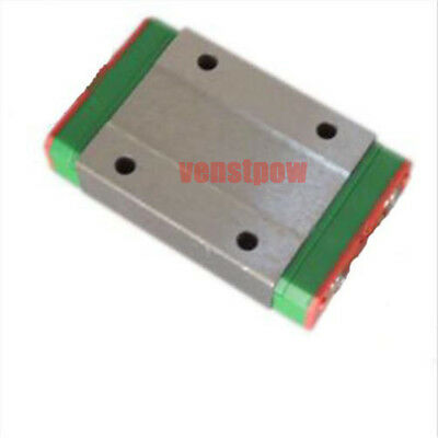 MR MGN 7mm/9mm/12mm/ 15mm min Carriage Block CNC part MR choose