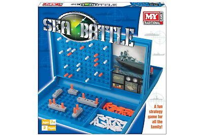NEW Sea Battle Board Game | Kids Toys Battleships Strategy | ihartTOYS