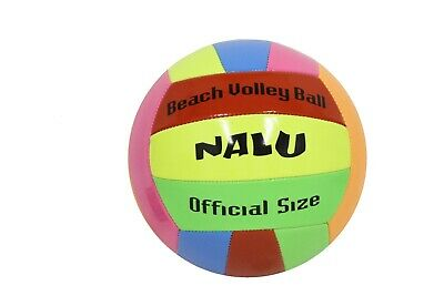 NEW Beach Volleyball Size 5 | Outdoor Sand Volley Ball Games | ihartTOYS