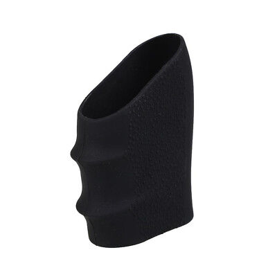 Tactical Rubber Cover Hand Grip Glove Anti Slip Sleeve For Pistol Glock Handle