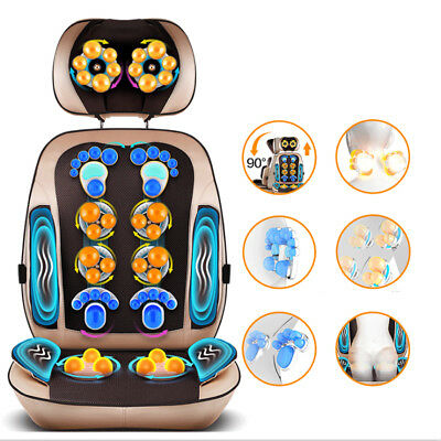 Chinese & Thai Massage Chair Cushion Neck Back Haunch Electric Massage Chairs