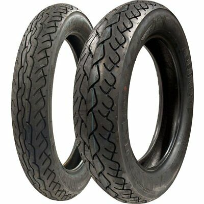 130/90 16, 180/70 15 Pirelli Mt66 Front And Rear Tire Kit - 2 Tires