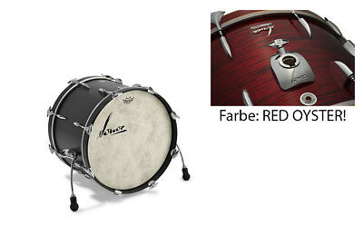 Sonor Vintage 20x14 Bassdrum WM Red Oyster