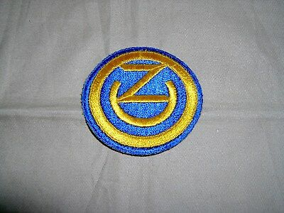 WW2 102nd US Army Infantry division