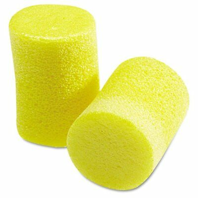 3M E-A-R Classic Earplugs, Pillow Paks, Uncorded, Foam, Yellow, 30 Pairs - M ...