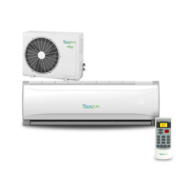 DAIZUKI - DX24X426B-16 - 24000Btu 16 SEER Ductless Mini Split, Heat Pump, 208...