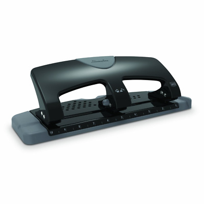 Swingline SmartTouch 3-Hole Punch, Reduced Effort, 20 Sheet Punch Capacity (A707