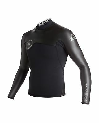 NEW QUIKSILVER™  Mens Highline Performance 1.5mm Long Sleeve Wetsuit Jacket 2016