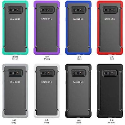 10pcs SUP-CASE Beetle Hybrid Scratch Resistant Cover for Samsung Galaxy Note 8