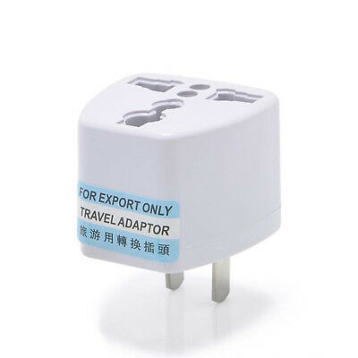USA US UK AU To EU Europe Travel Charger Power Converter Wall Plug Home Adapter