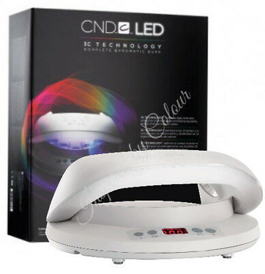 CND LED 3C Technology 36W LED Lamp for Shellac, Brisa Gel & all Gel products